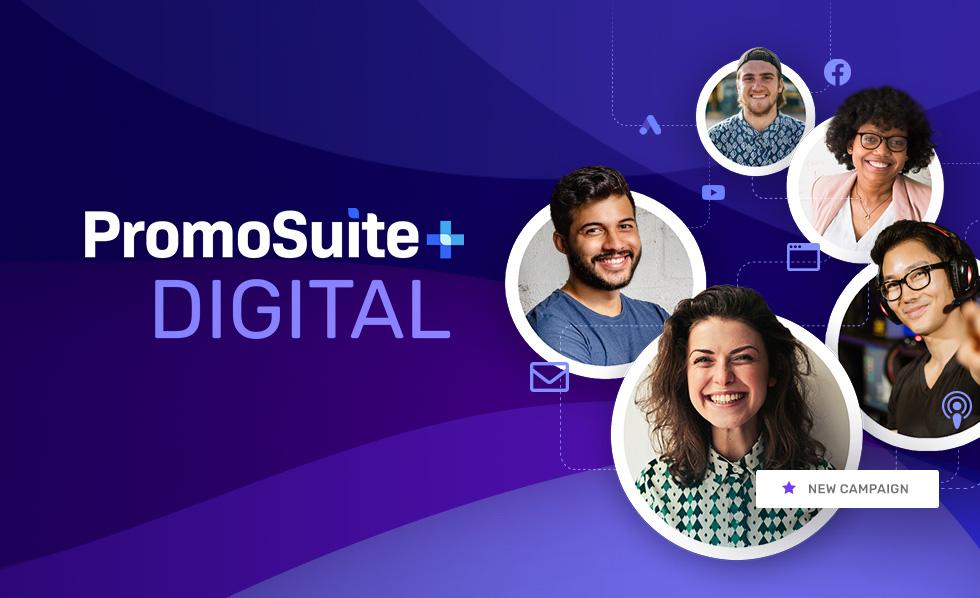 Introducing PromoSuite® Digital
